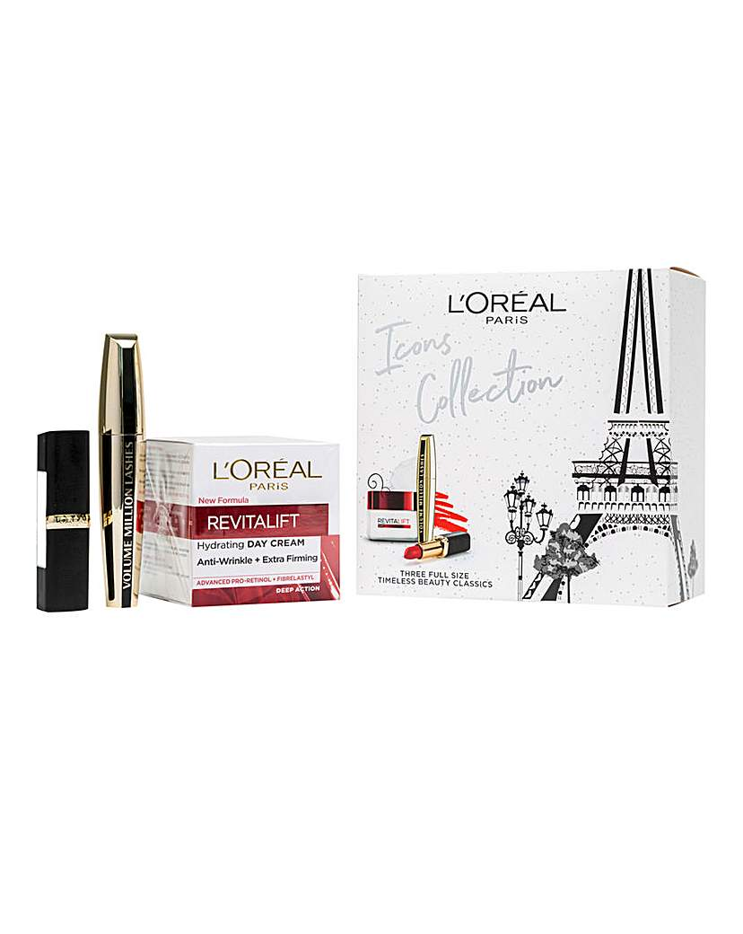 L'Oreal Beauty Icons Collection