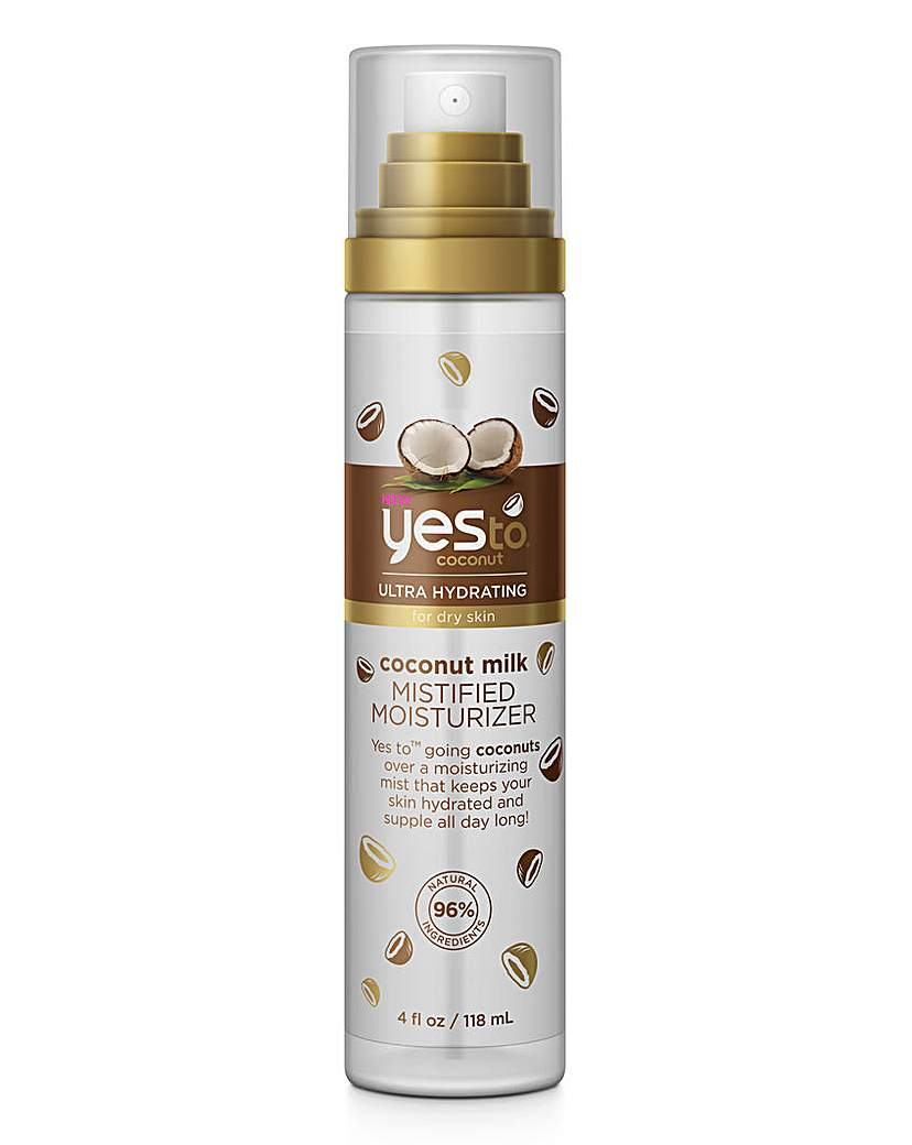 Yes To Yes To Coconut Mistified Moisturiser