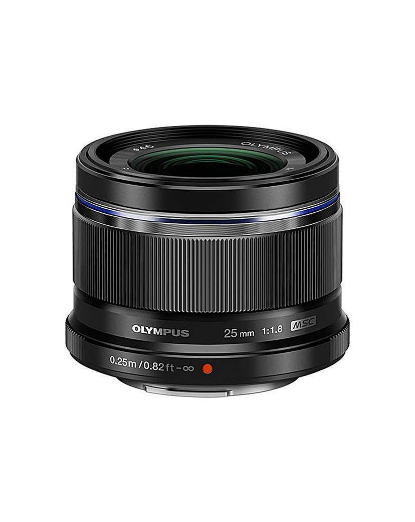 25462518771 Olympus M.Zuiko Digital 25mm Lens