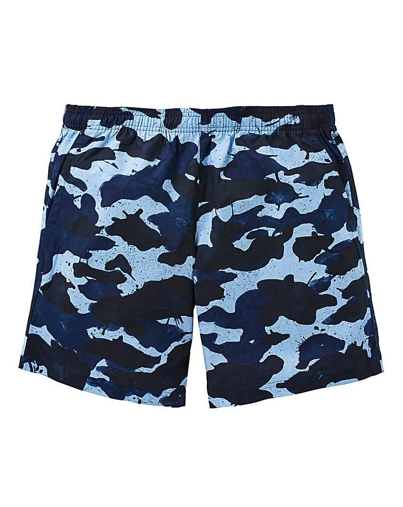 adidas Camo Woven Shorts