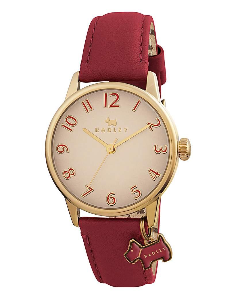 Radley Ladies Blair Watch - Red