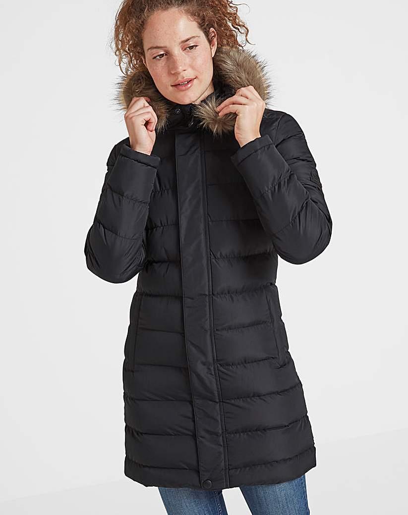 Tog 24 Tog24 Yeadon Womens Long Padded Jacket