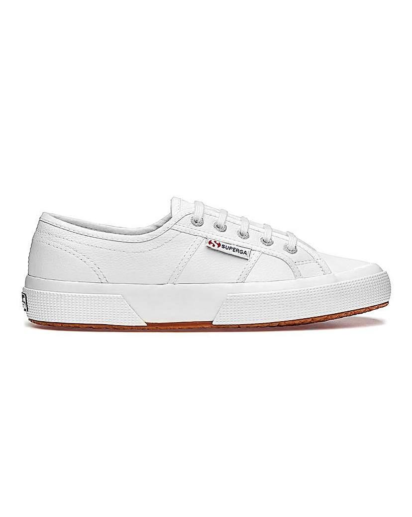 Superga 2750 Unisex Leather Shoe