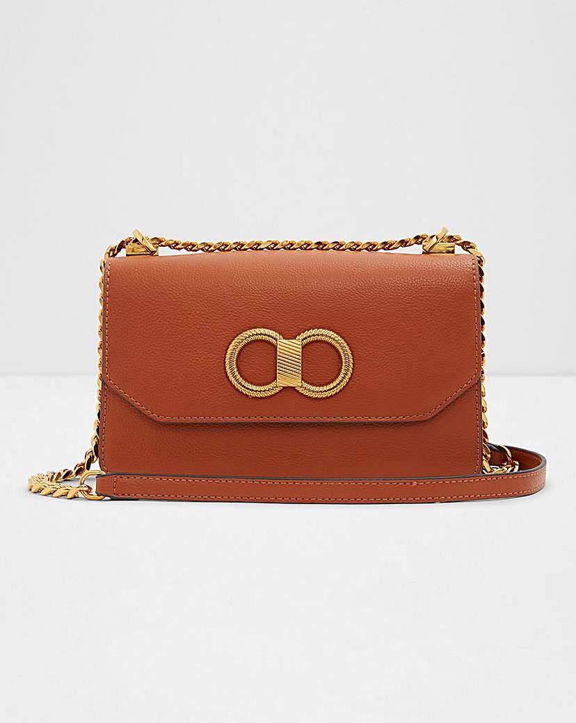 Aldo Adiari Box Bag With Double Ring