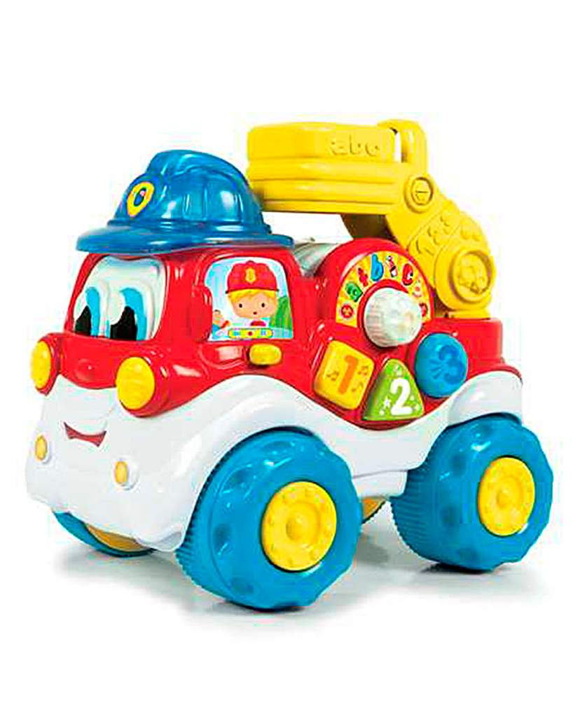 Image of Baby Clementoni Fire Truck