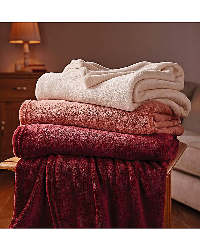 Image of Fleece Throw