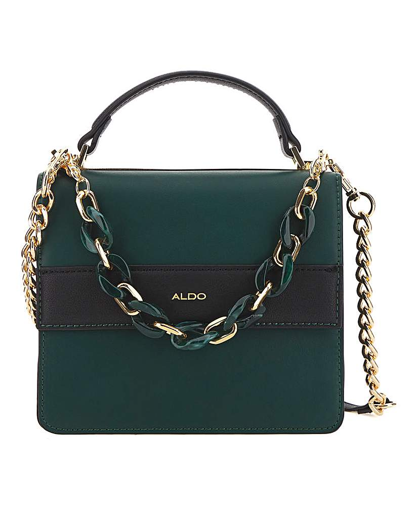 Aldo Weraviel Structured Top Handle Bag