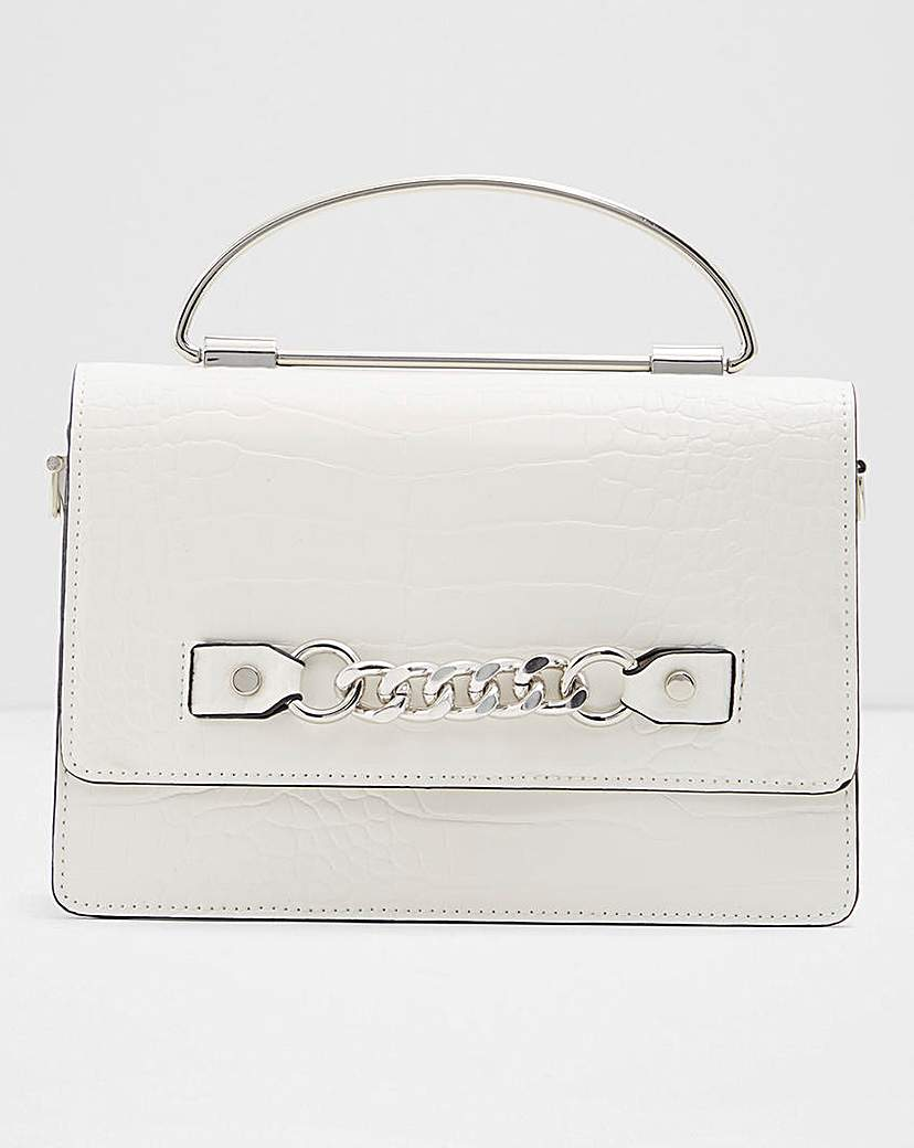 Aldo Thirelle Mini Bag WIth Chain Detail