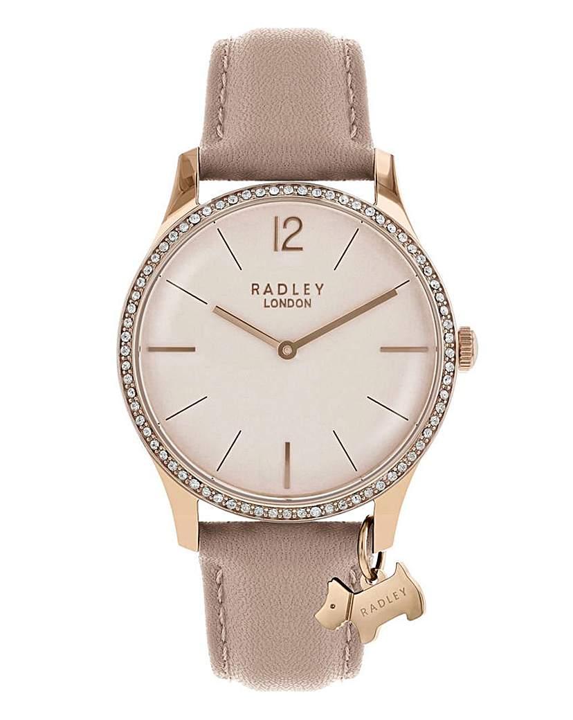 Radley Ladies Millbank Pink Watch
