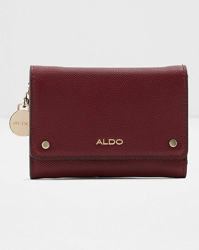 Aldo Mini Wallet With Stud Detail