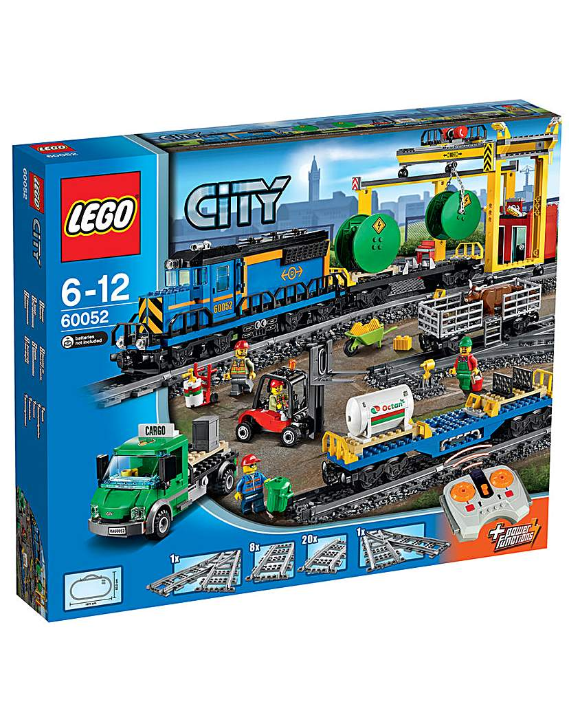 Image of LEGO City Cargo Train