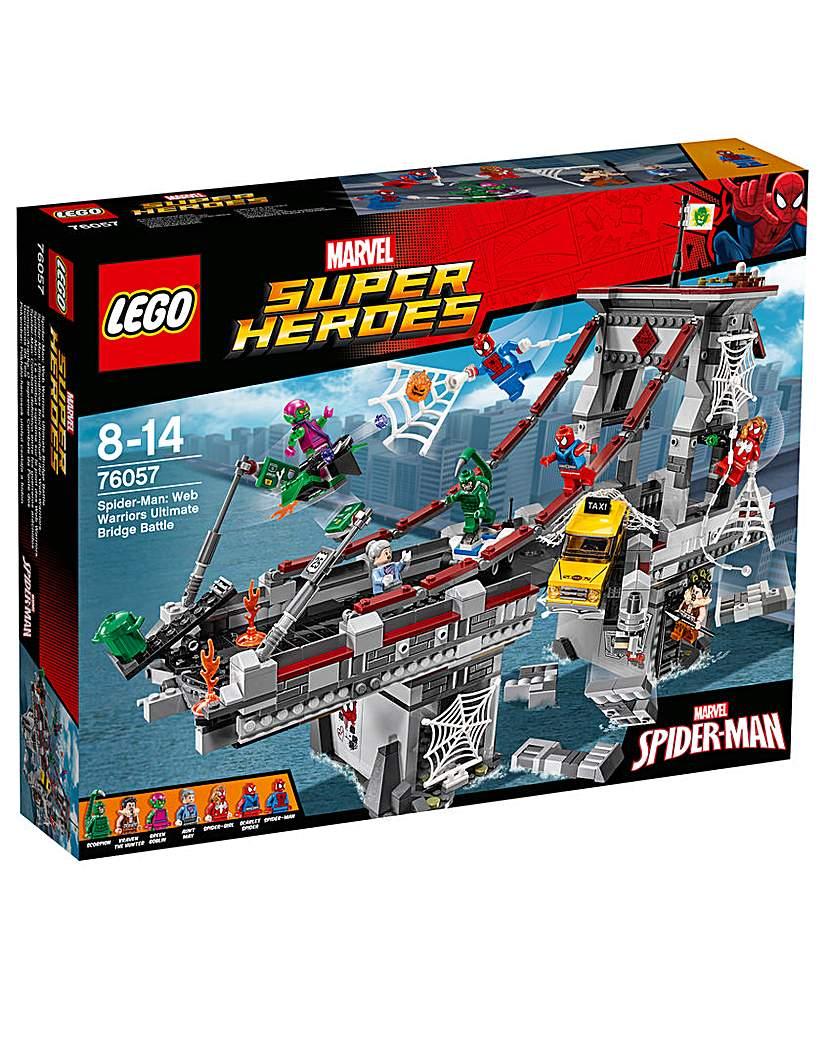 Image of LEGO Spider-Man Ultimate Bridge