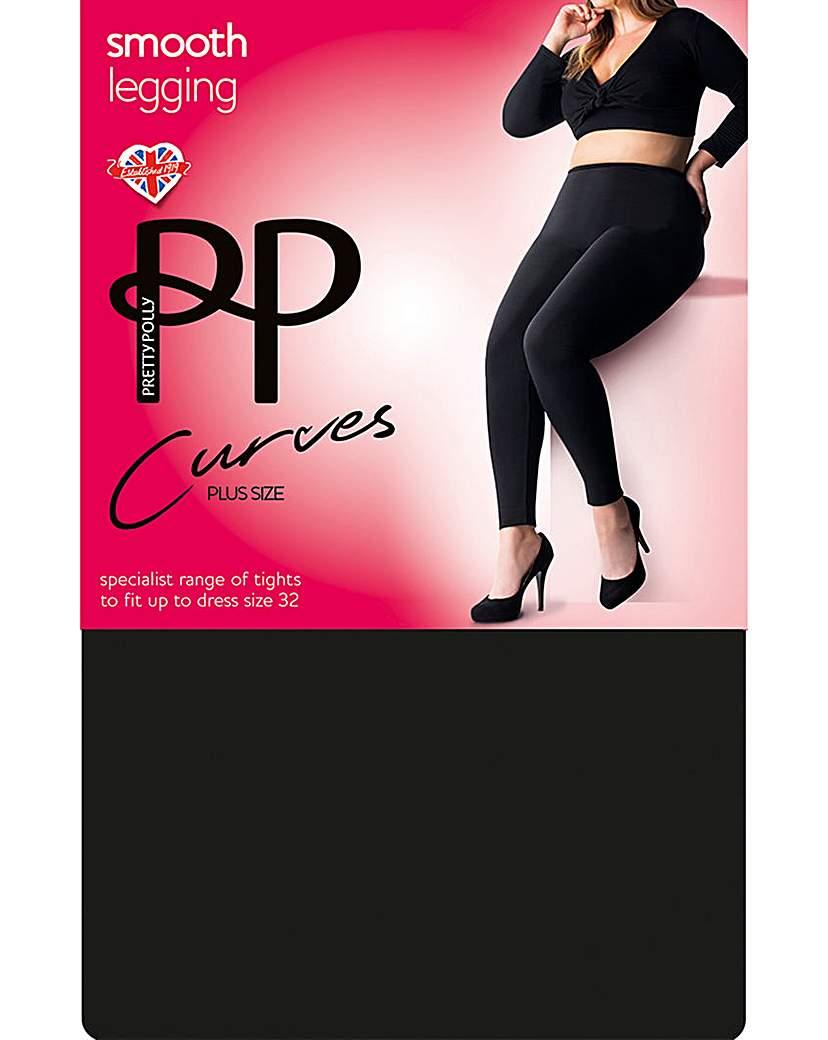 Pretty Polly Pretty Polly Curves Smooth Leggings