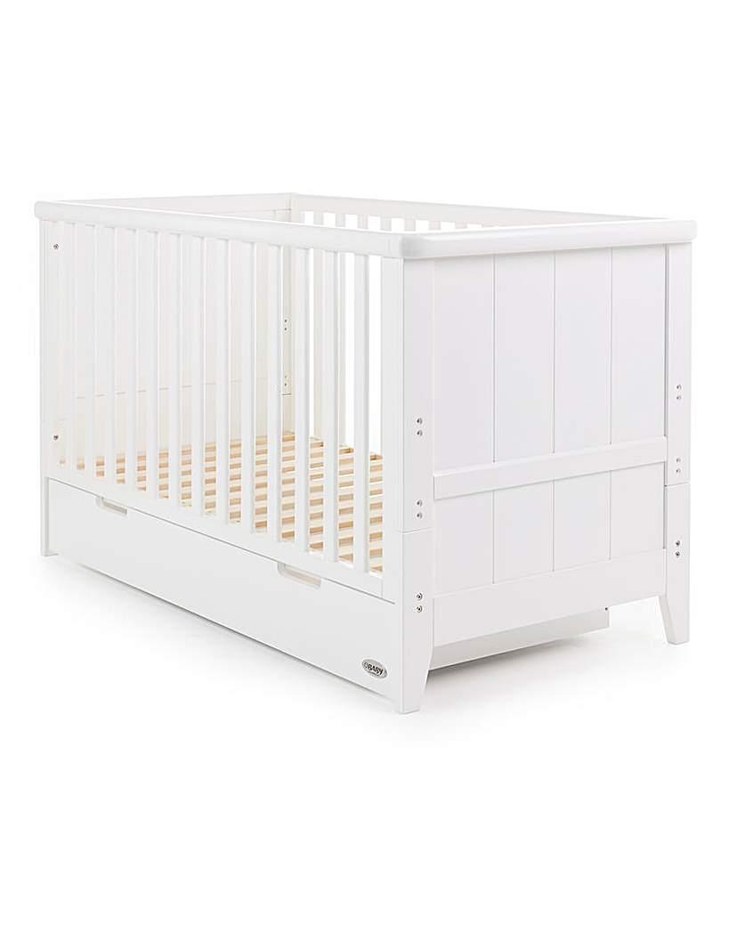 Image of Obaby Belton Cot Bed