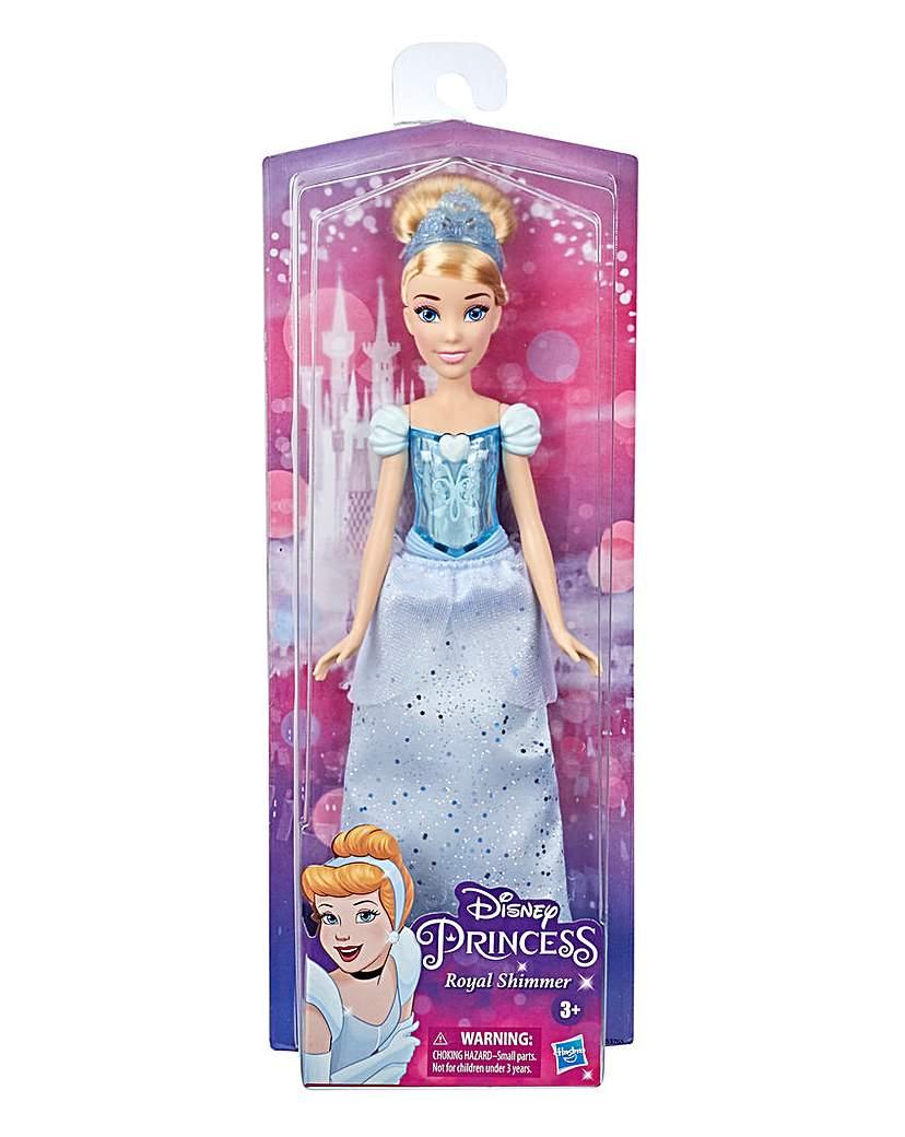 disney princess shimmer doll-cinderella