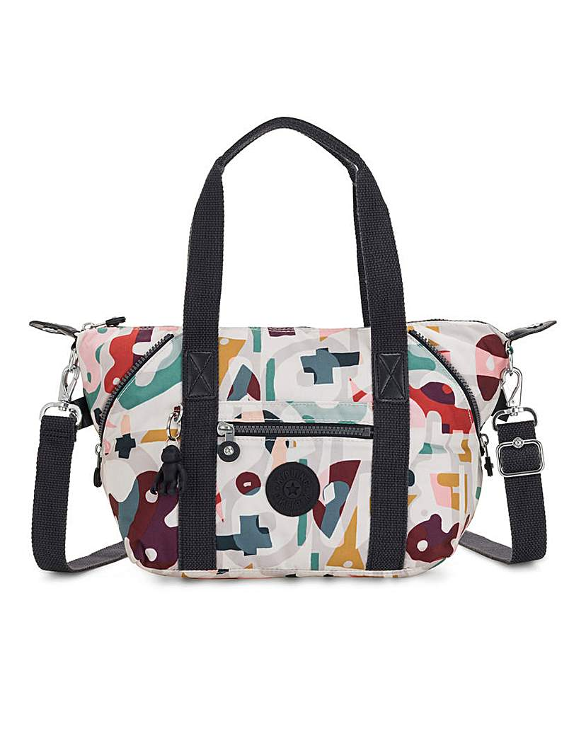 24931424981 Kipling Art Mini Music Print Handbag