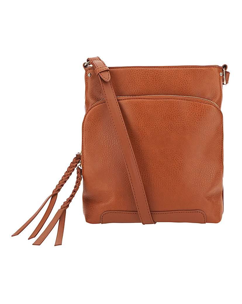 25430521095 Oasis Tan Cross Body Bag