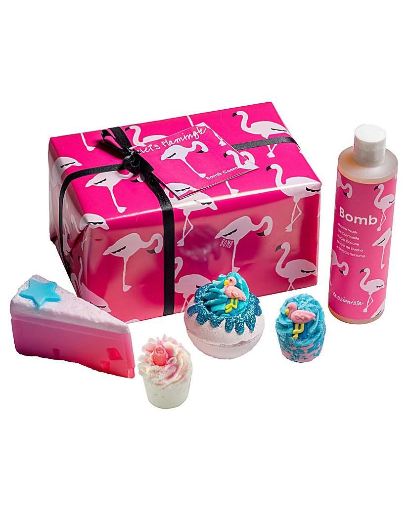 Bomb Cosmetics Flamingo