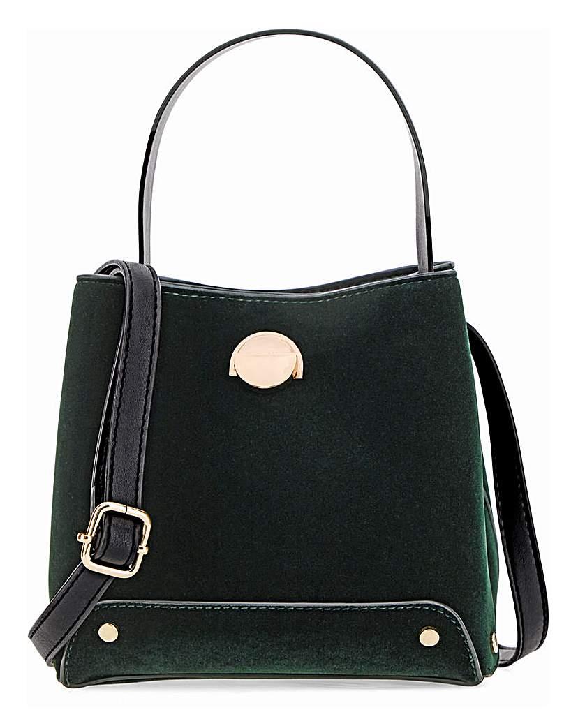 25545413871 Oasis Velvet Tote Bag