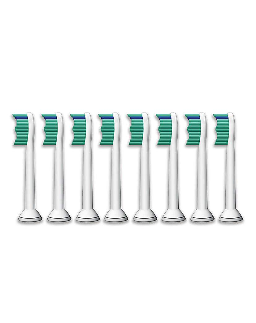 8 Sonicare Pro Results Toothbrush Heads