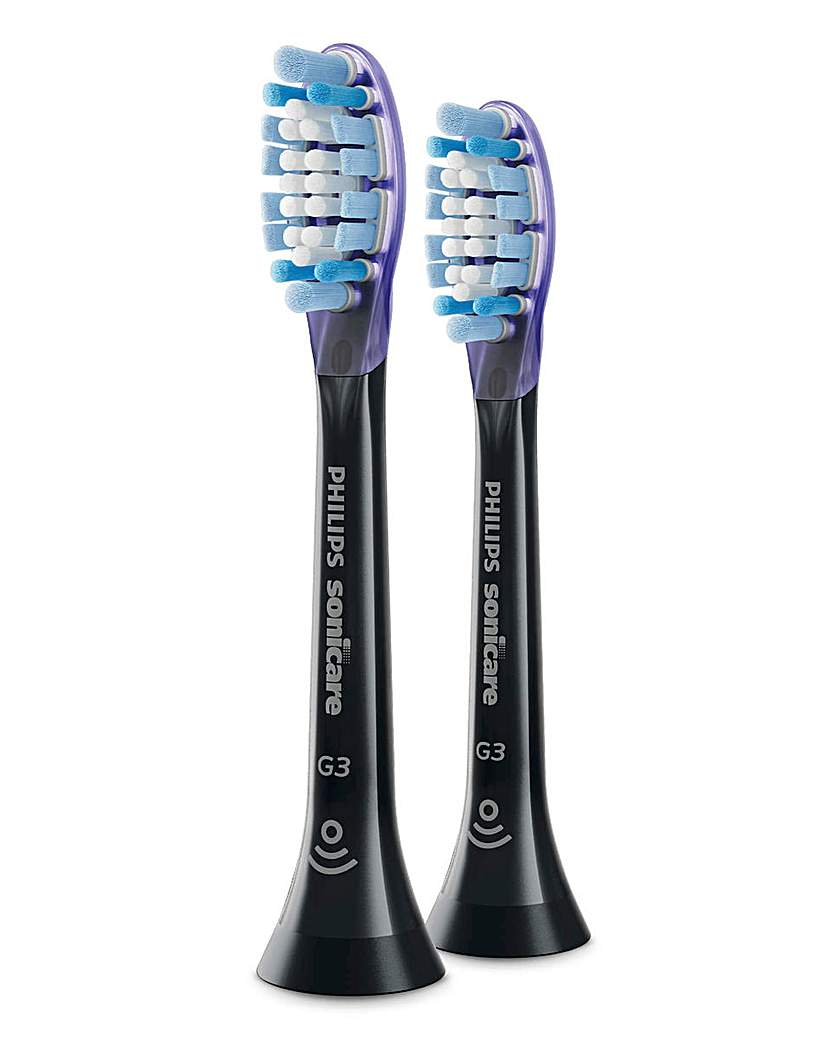 Philips 2 Premium Gumcare Brush Heads
