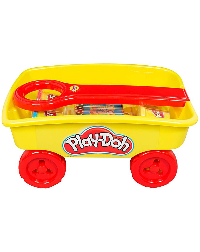 Play-Doh Pull Along Caddy