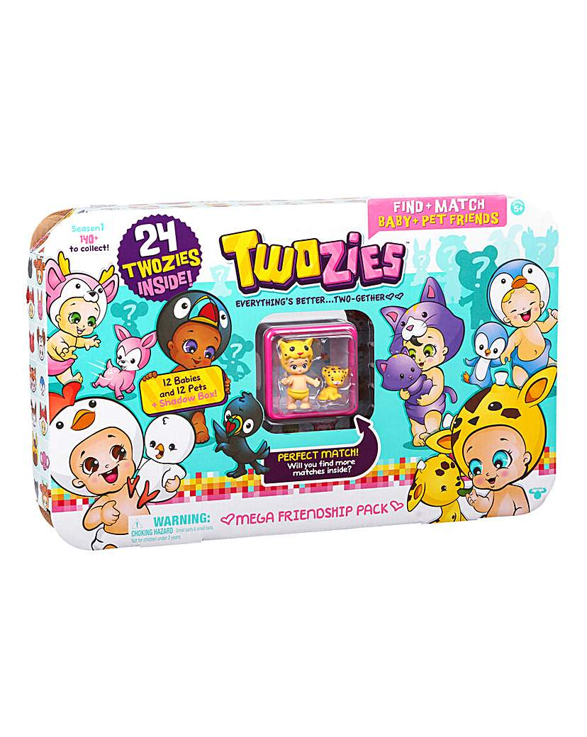 Image of Twozies Mega Friendship Pack