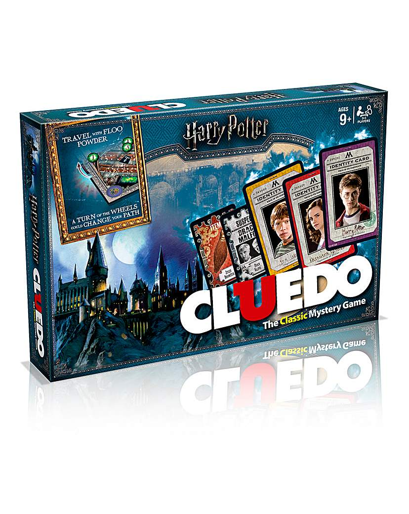 Image of Cluedo - Harry Potter