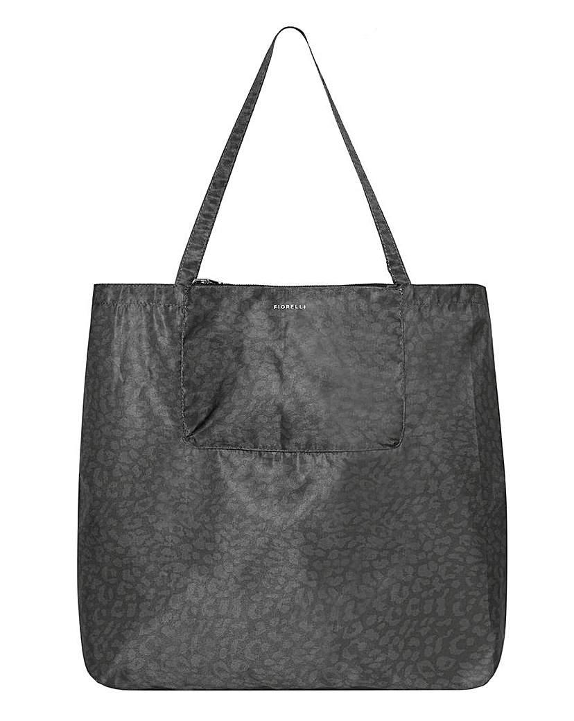 25252323649 Fiorelli Swift Packaway Tote Bag