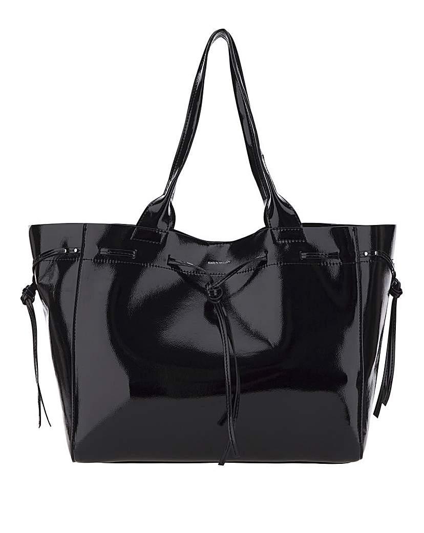 25435485599 Karen Millen Adelina Tote Bag