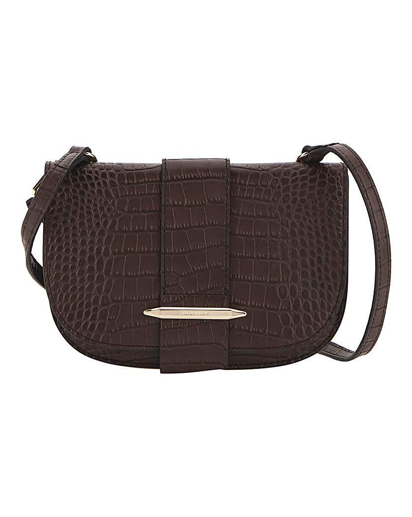 25490720259 Karen Millen Manhattan Mini Leather Bag
