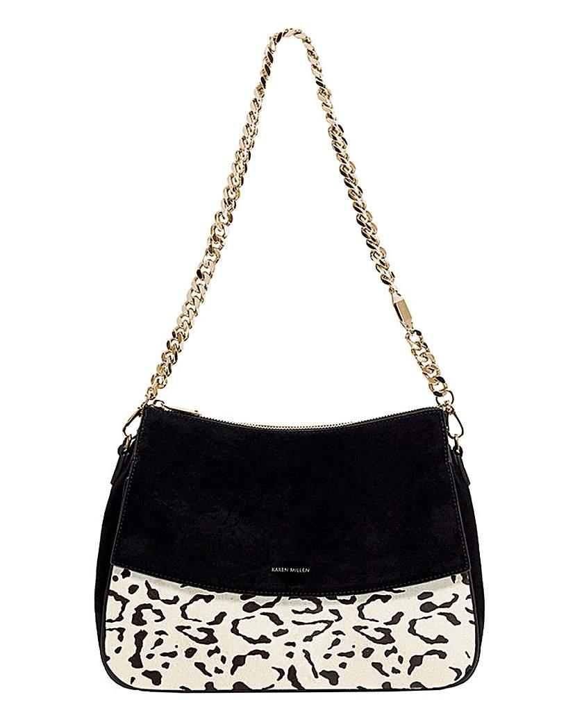 25313967519 Karen Millen Regent Shoulder Bag