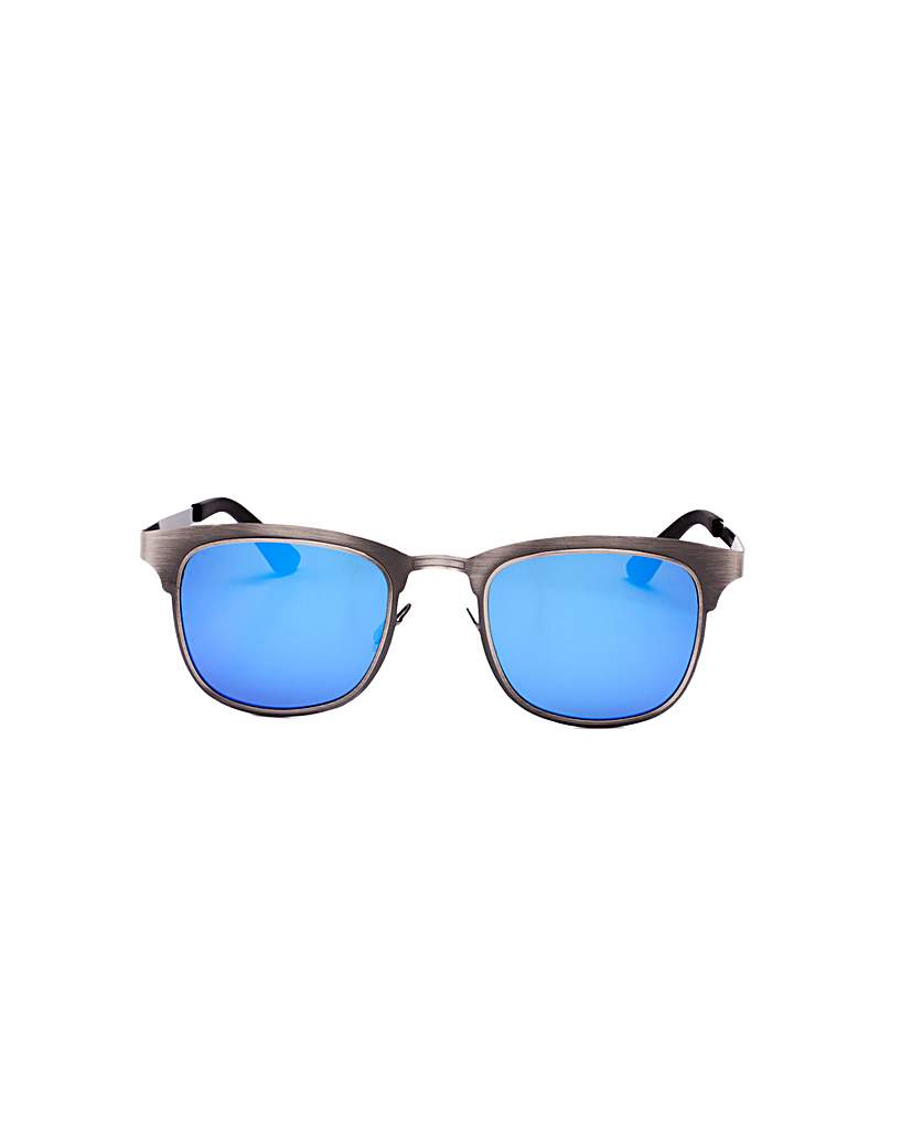 Divine Alyssa Black Frame Sunglasses