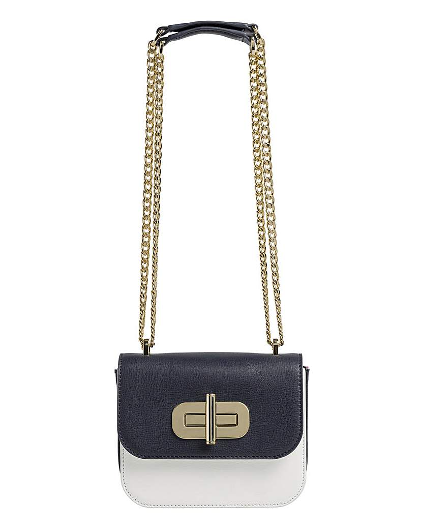 24413188837 Tommy Hilfiger Leather Crossover Bag