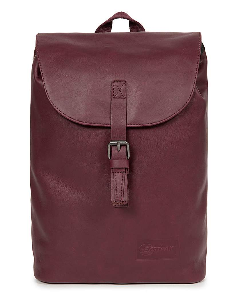 Eastpak Casyl Leather Backpack