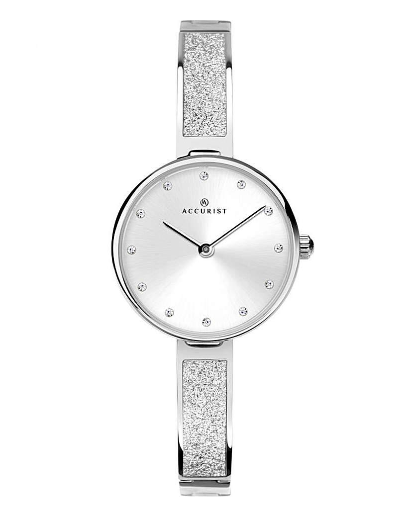 Accurist Accurist Ladies Glitter Bracelet Watch