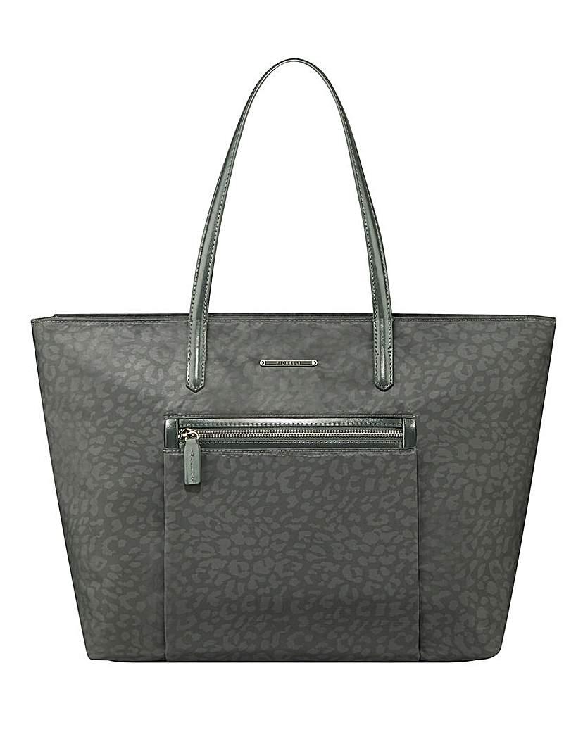24974169607 Fiorelli Charlotte Tote Leopard Bag