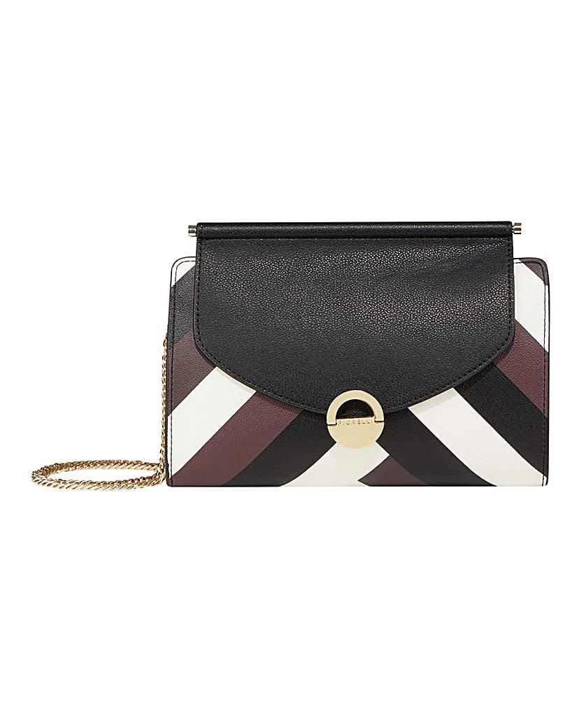 24974169717 Fiorelli Kate Clutch Chevron Bag
