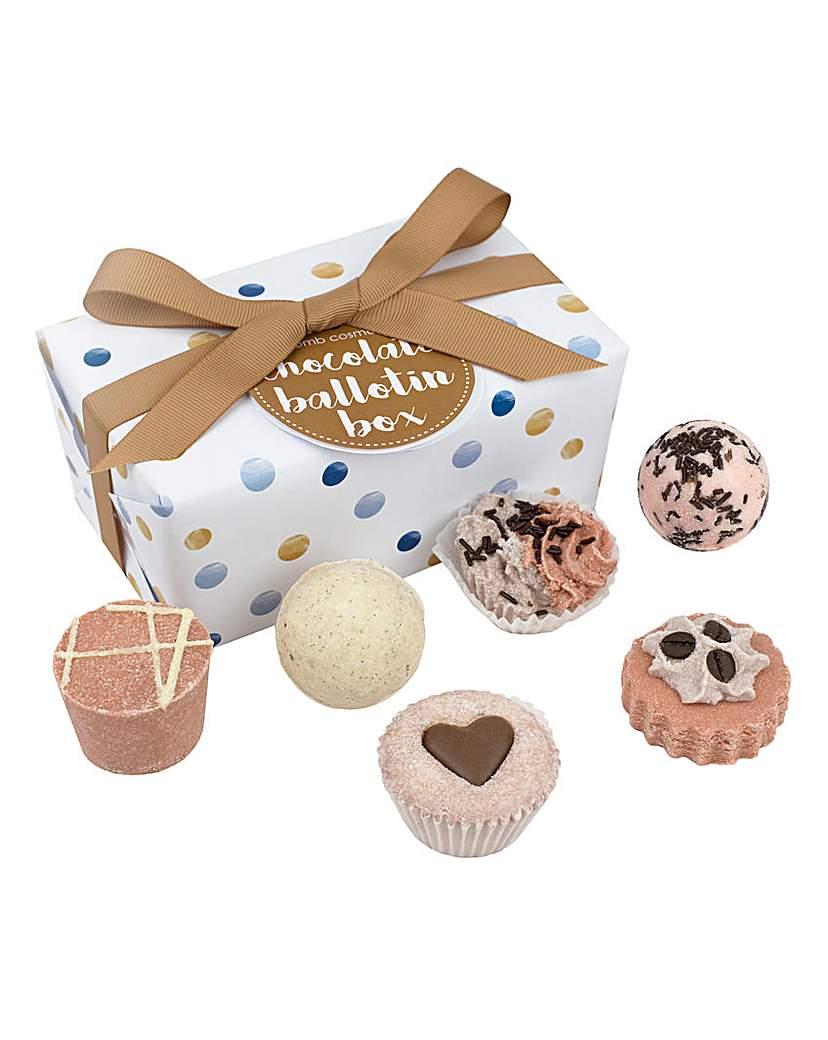 Bomb Cosmetics Chocolate Gift Set