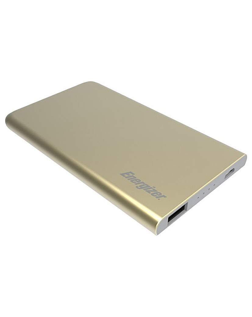 Image of Energizer 4000 mAh Power Bank - Gold