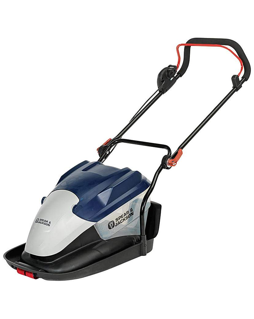 Image of 33cm Hover Collect Lawnmower - 1700W