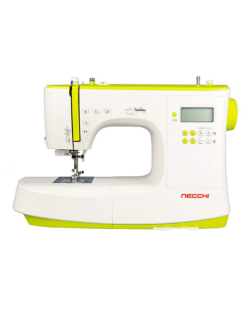 Necchi NC-102D Sewing Machine