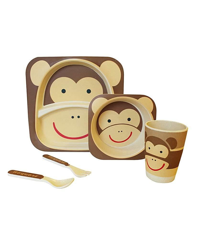 Image of Bamboo Fibre Monkey Sets