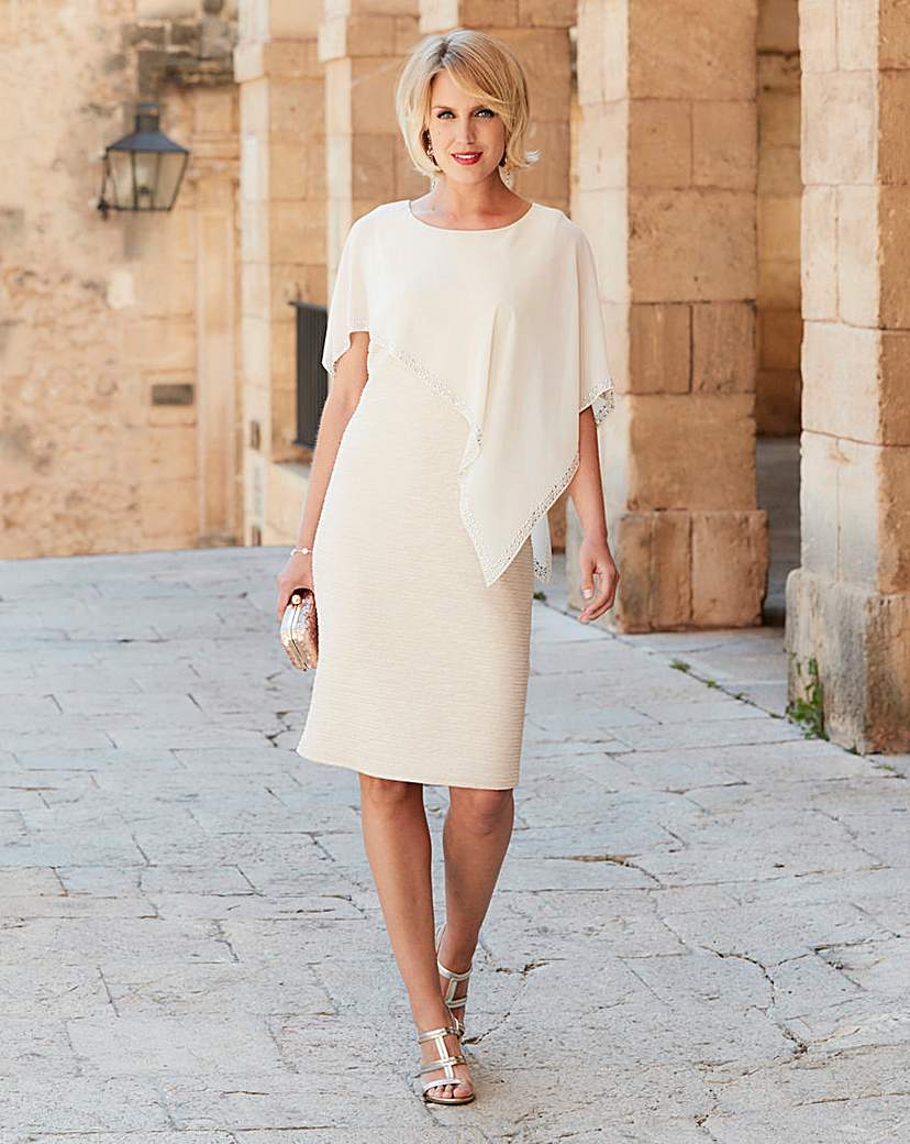 Nightingales Cape Dress