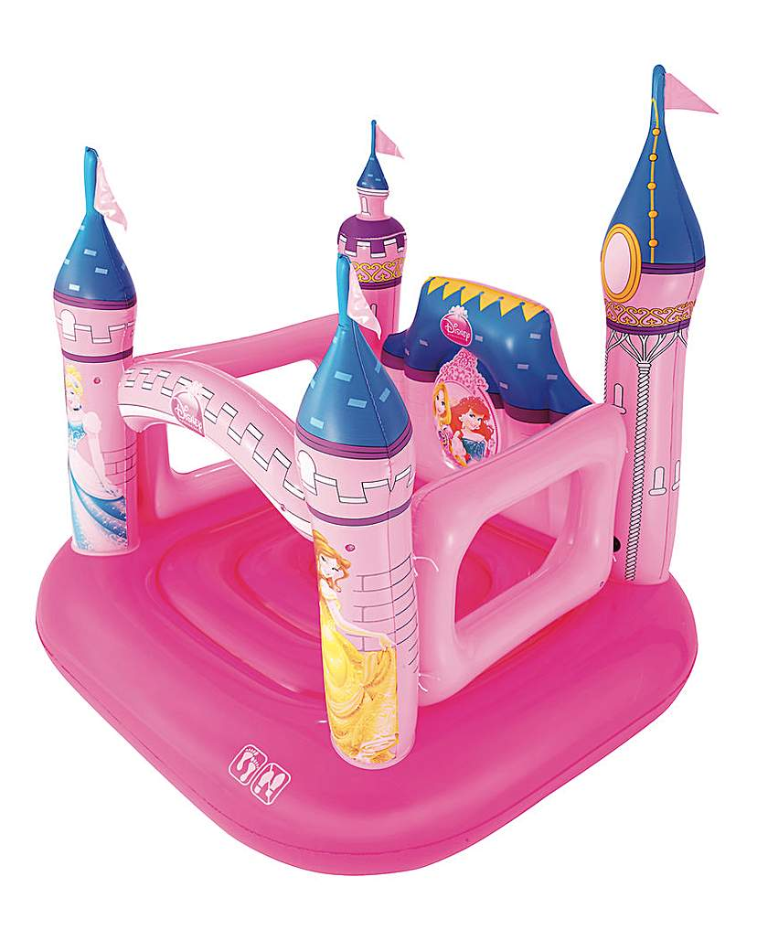 Image of Disney Princess Bouncy Castle
