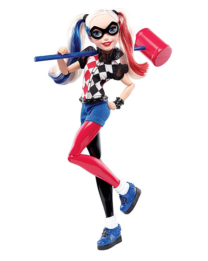 Image of DC Super Hero Girls Harley Quinn