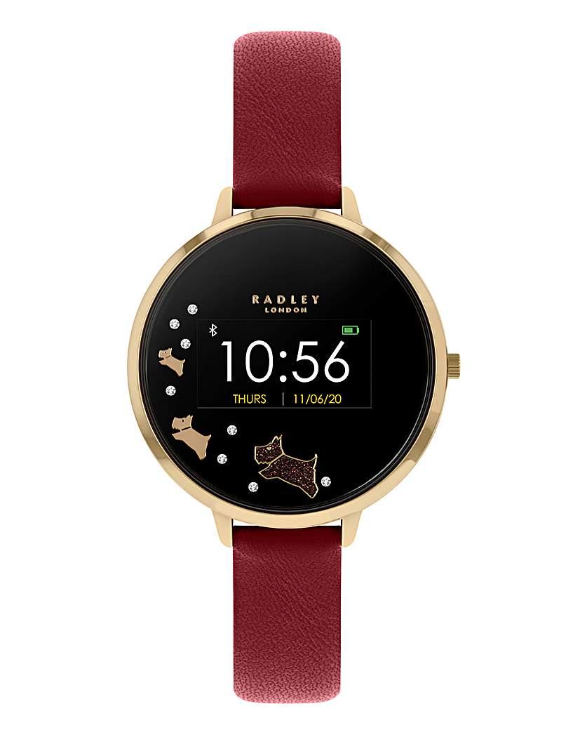 Radley Smart Watch S3 - Gold & Red