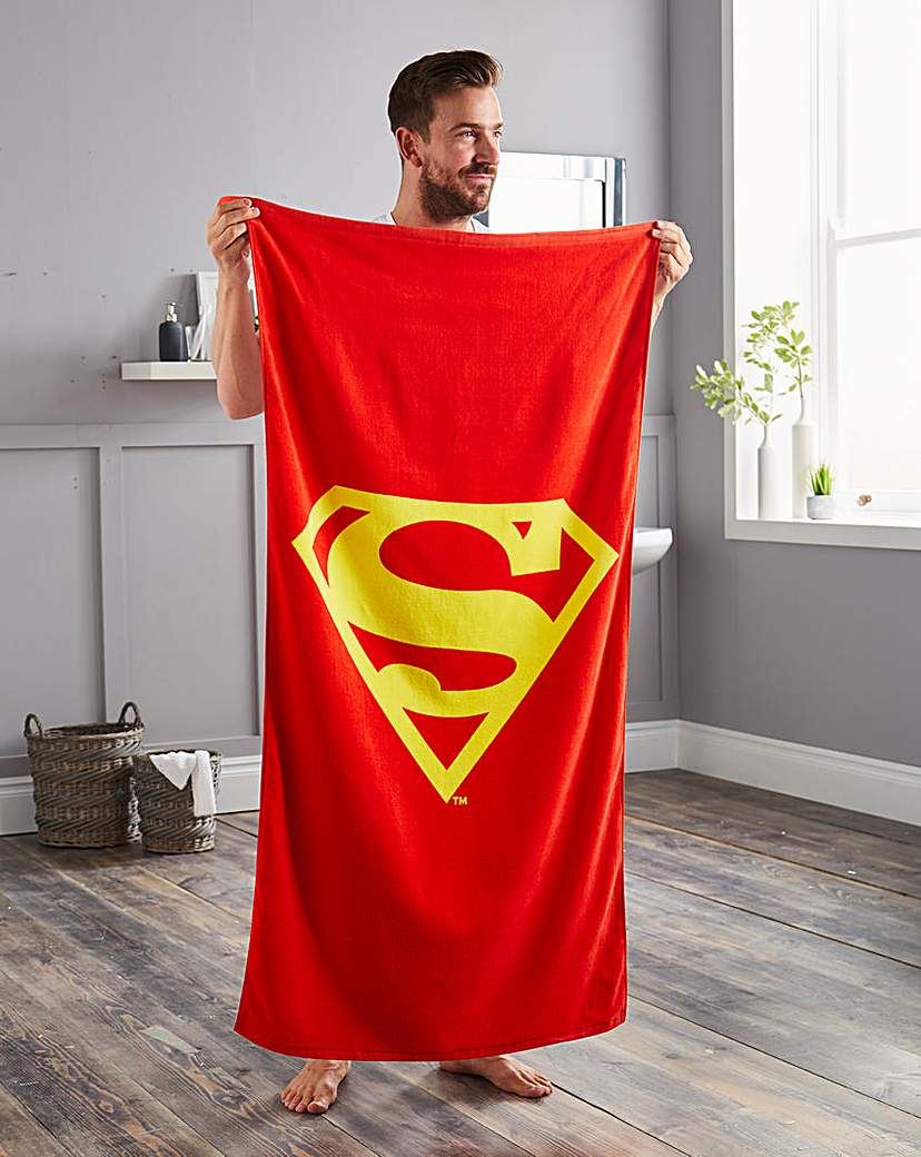 Image of Superman Cape Towel