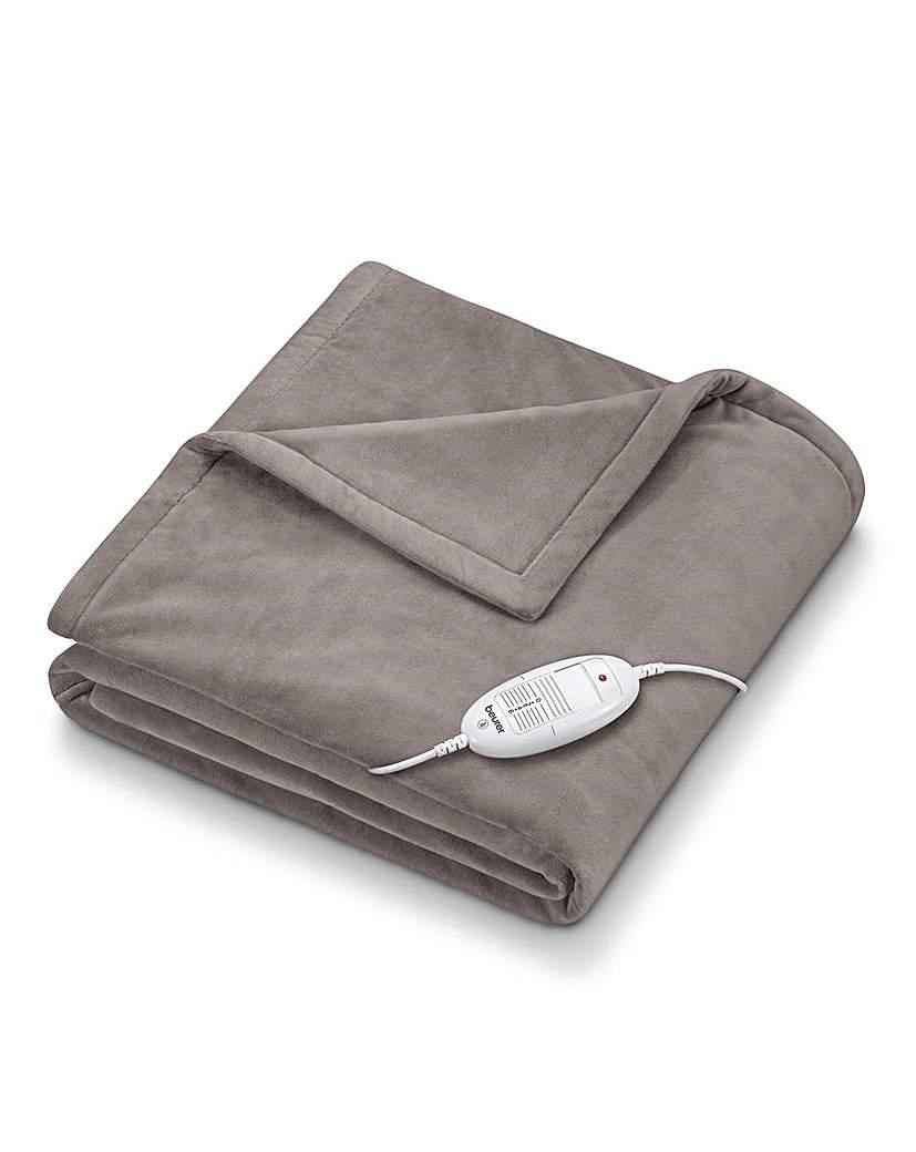 Beurer Cosy Heated Snug Throw