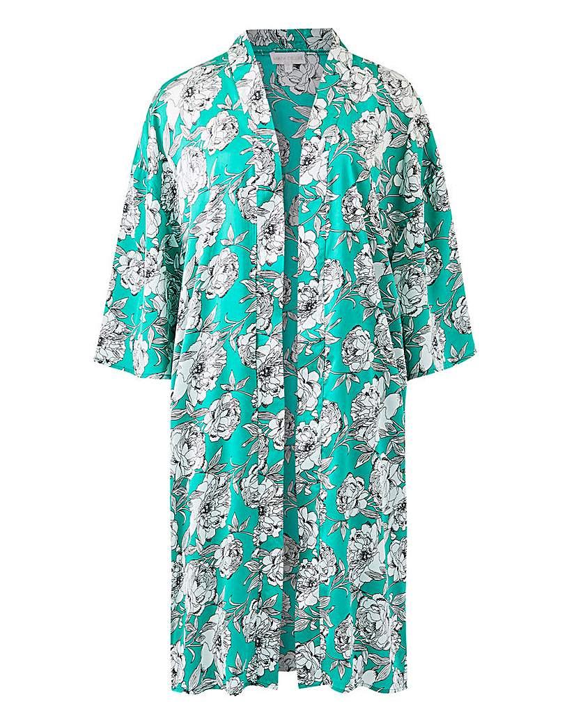 Lovedrobe Printed Kimono